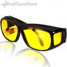 Load image into Gallery viewer, Polar-Tech™ Night Vision HD Driving Glasses - MediCureStore