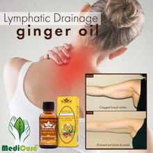 Load image into Gallery viewer, NaturalTherapy™ Lymphatic Drainage Ginger Oil - MediCureStore
