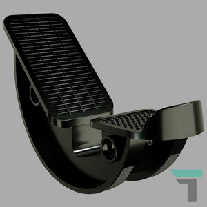 StepperPedal™ Ankle & Foot Rocker Pedal for Stretching Muscle Calf