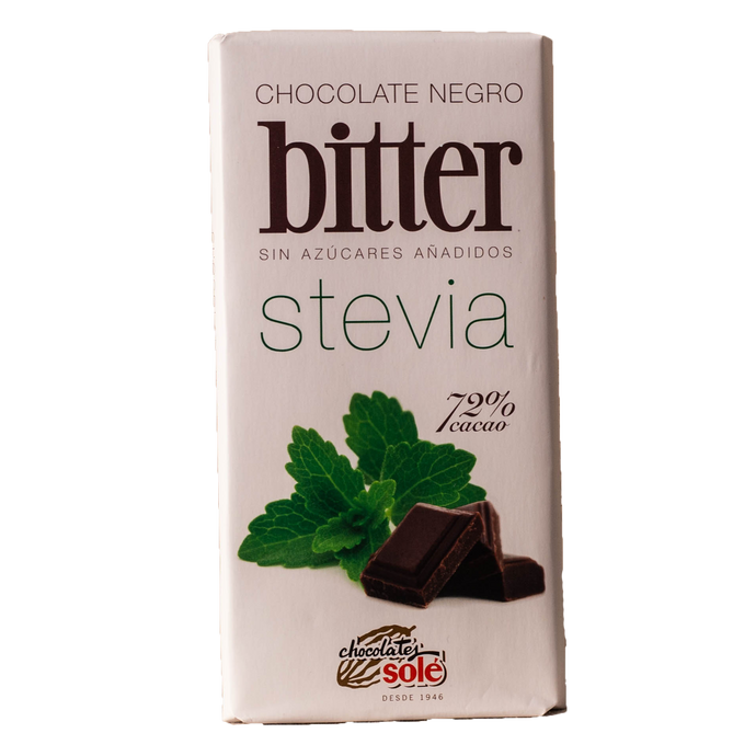 Chocolate Bitter Stevia