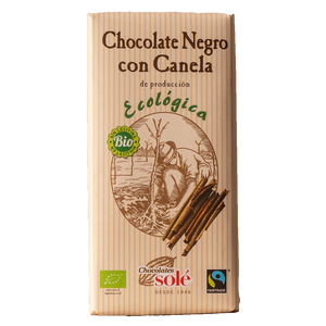 Chocolate Eco canela