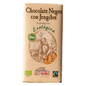 Chocolate Eco jengibre