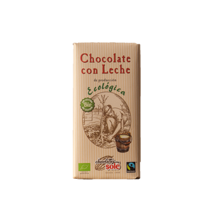 Chocolate Eco con leche