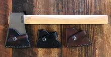 Load image into Gallery viewer, MB Leatherworks sheath for Cold Steel Competition Thrower/Axe Gang