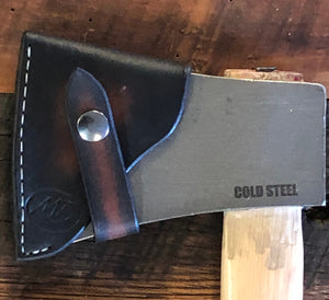 MB Leatherworks sheath for Cold Steel Competition Thrower/Axe Gang