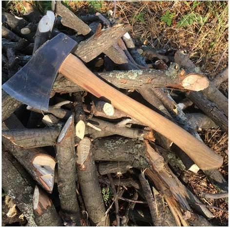 Council Tool Flying Fox Woodsmen's Hatchet \ IATF & Waddle