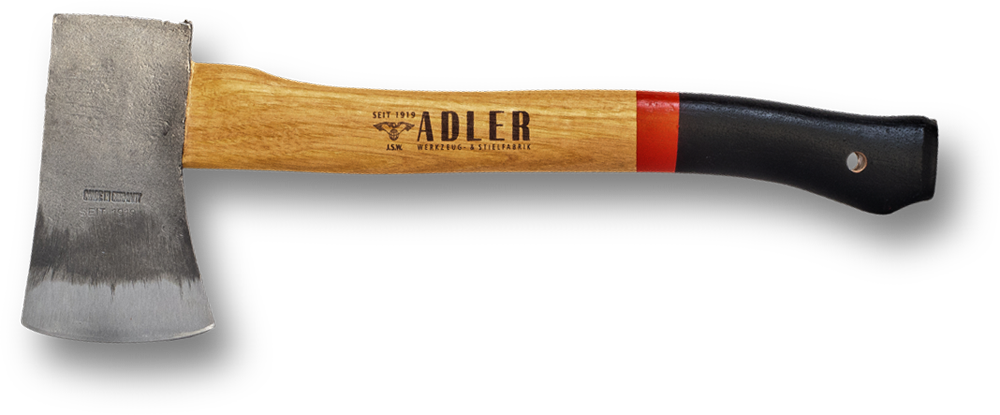 Adler Yankee Hatchet |  IATF and Meets most Competition Requirements