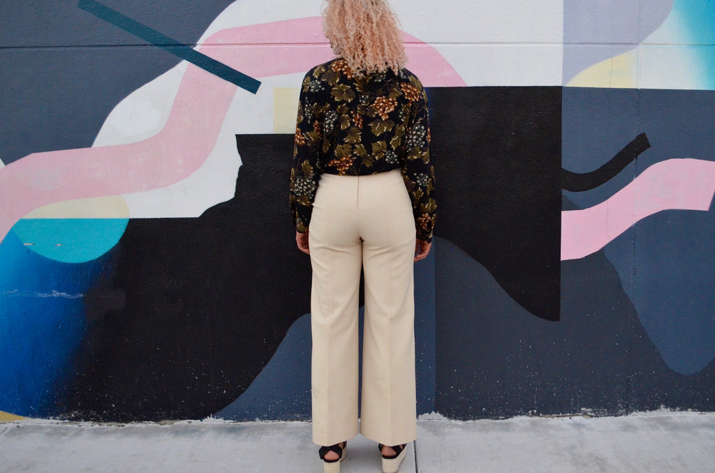 Vintage 70's Flared Trousers