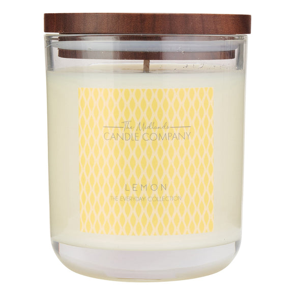 LEMON CANDLE