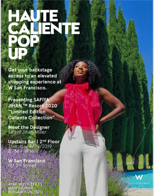 RSVP to our Haute Caliente Pop Up Event | Limited available seats!
