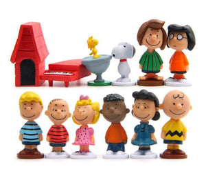 Snoopy Children Toy Collection - gkstocks