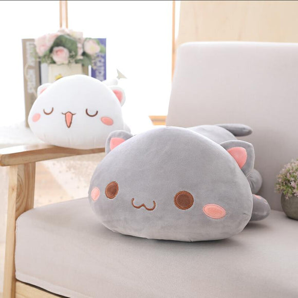 Kitty Cat Plush Pillow - gkstocks