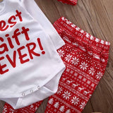 "Christmas ""Best Gift Ever"" outfit - gkstocks"