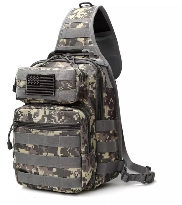 Military Tactical Shoulder Backpack - gkstocks