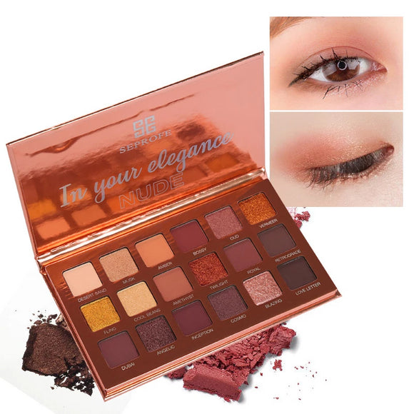 Eyeshadow Palette Makeup - gkstocks