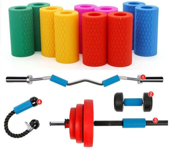 Dumbbell thick grips - gkstocks