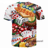 All About LAS VEGAS T-Shirt - gkstocks