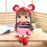 Girl Doll Stuffed Toys - gkstocks