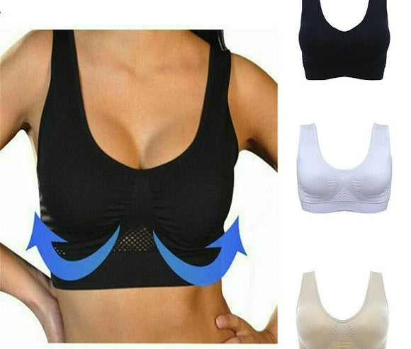 Air Permeable Cooling Bra - gkstocks