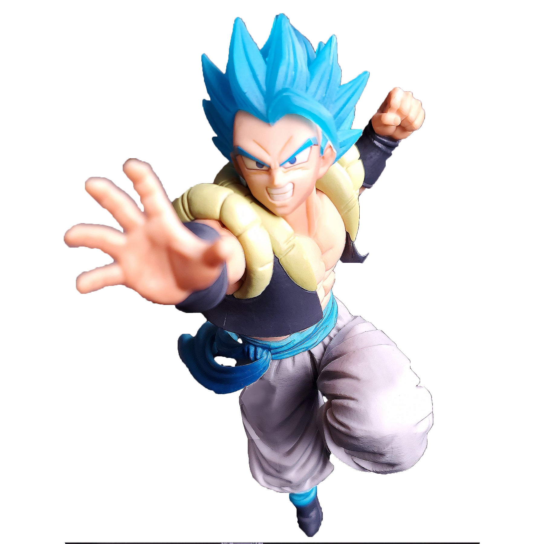 Bandai Dragon Ball Super Super Saiyan God SS Gogeta Ichiban Figure NEW