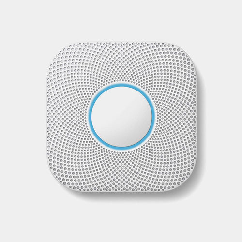 Google Nest Protect 2nd Gen Smoke and Carbon Monoxide Alarm (Battery)