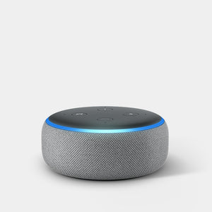 Amazon Echo Dot (3rd Gen) Heather Grey