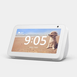 Amazon Echo Show 5 Sandstone Fabric