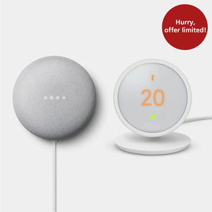 Google Nest Thermostat E Offer