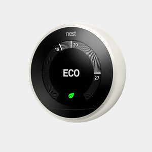 Google Nest Learning Thermostat 3rd Gen White