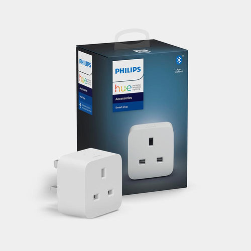 Philips Hue Smart Plug - With Bluetooth