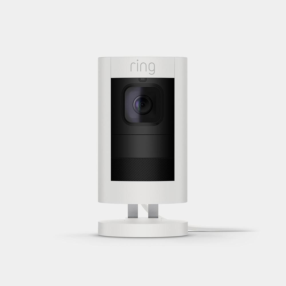 Ring Stick Up Cam Wired (White)