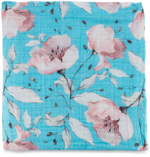 Swaddle Blanket - Blue