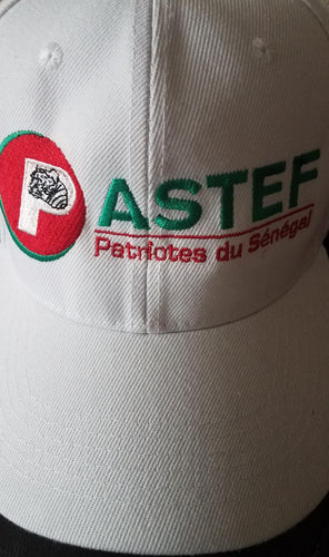 PASTEF HAT EMBRODERED