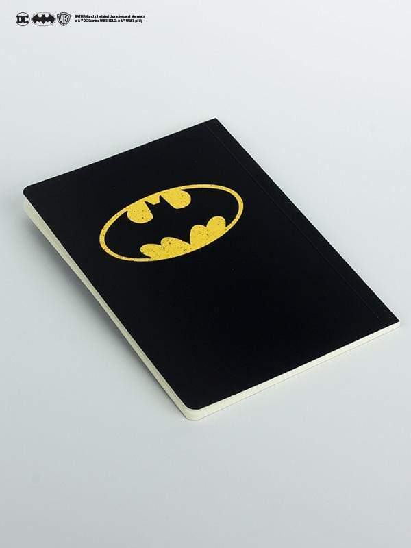 Batman Logo Sketchbooks & Notebooks - Jobedu