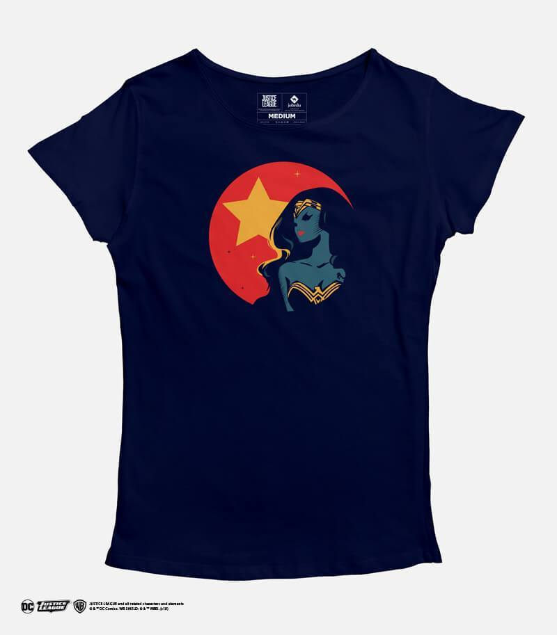 Wonder Woman Minimal Women's T-shirt
