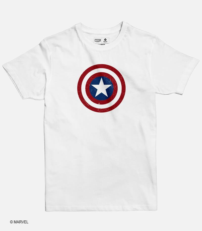 Captain America Shield Men's T-shirt