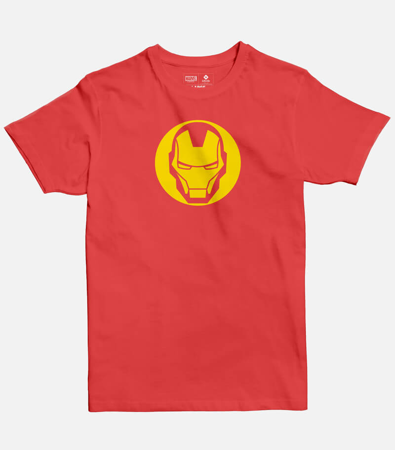 Iron Man Icon Men's T-shirt