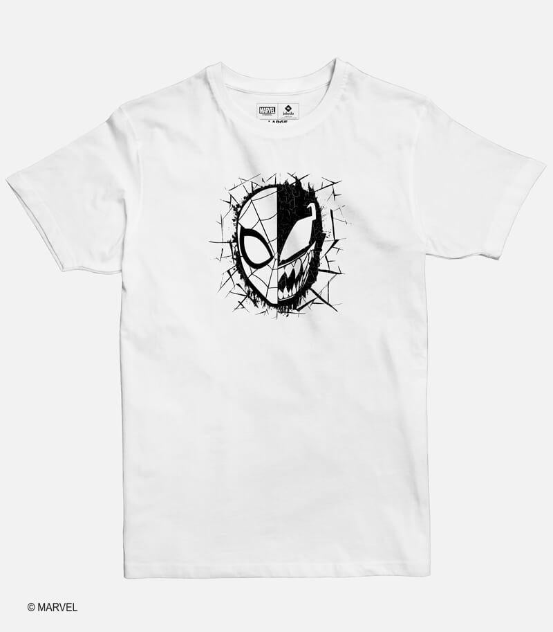 Spiderman Vs Venom Men's T-shirt