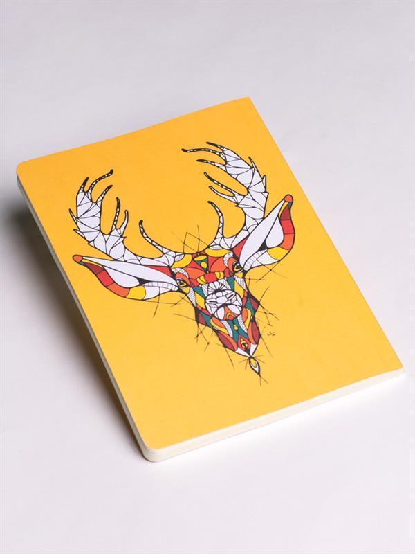 Deer Sketchbooks & Notebooks - Jobedu