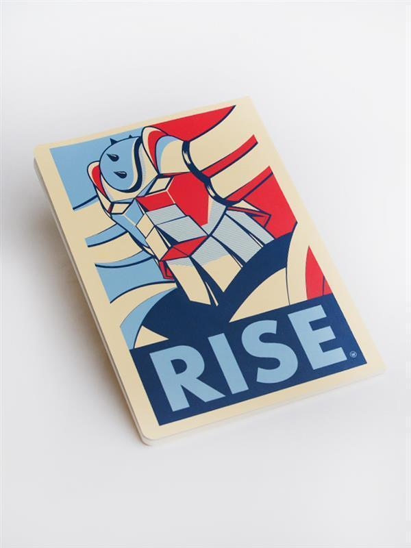 Rise Sketchbooks & Notebooks - Jobedu