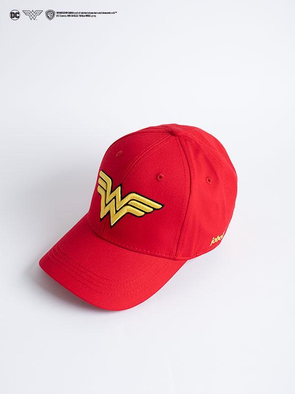 Wonder Woman Logo Baseball Cap - Jobedu