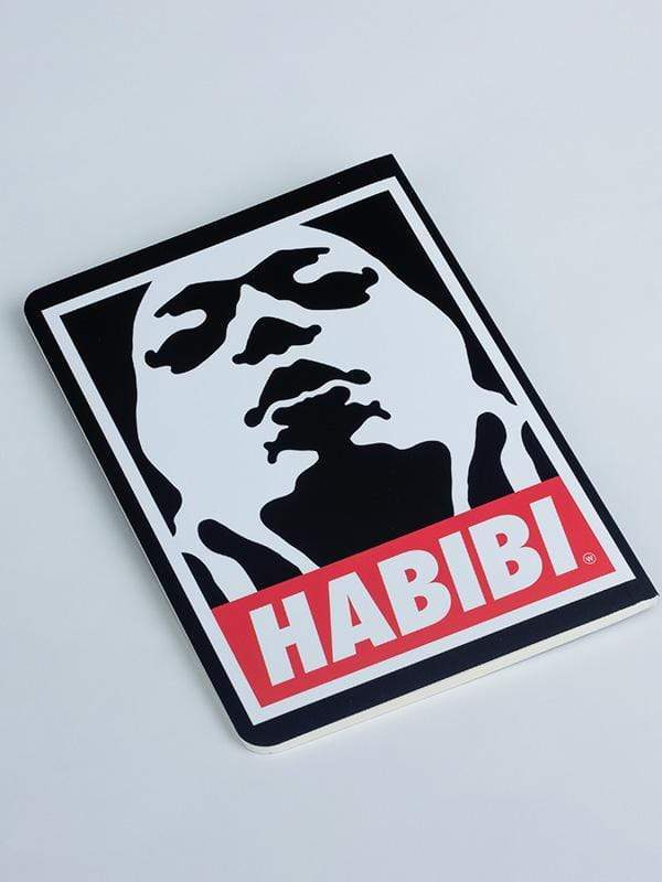 Habibi Sketchbooks & Notebooks - Jobedu