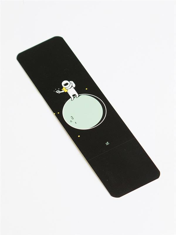 Moon Guest Bookmark