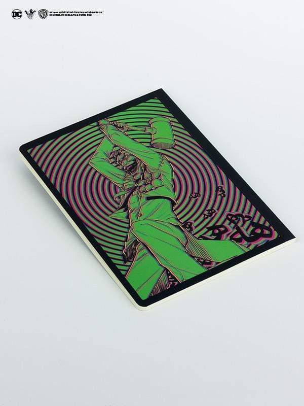 The Psychedelic Joker Sketchbooks & Notebooks - Jobedu