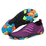 Aqua Shoes Summer Water Shoes Men Beach Slippers Breathable Upstream Shoes Woman Sandals Diving Swimming Socks Tenis Masculino