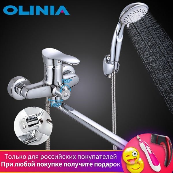 Olinia bathroom shower shower set hower faucet bathtub faucet faucet set Bath Faucet Mixer Tap shower system shower head OL8096