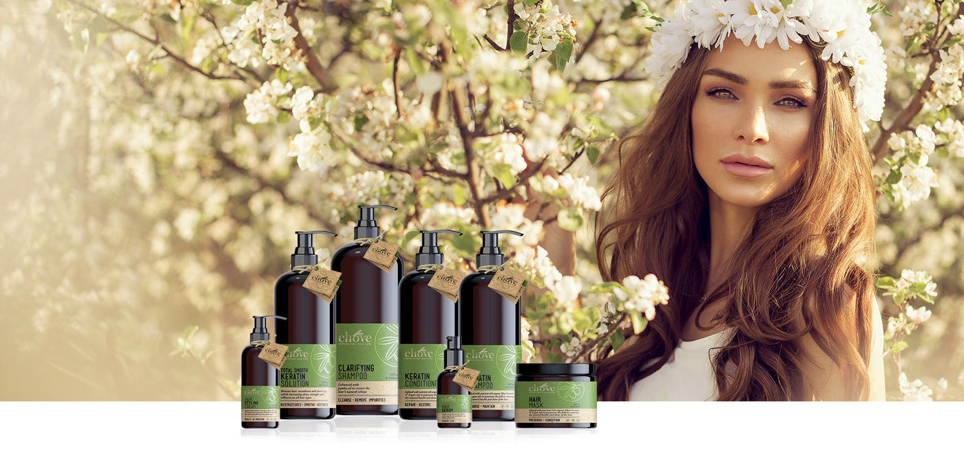 Cliove Organics | Shop Women's Hair Care Products Online