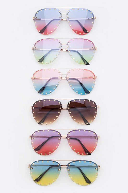 Cool Vibes Aviator Sunnies