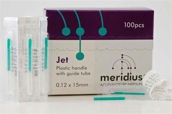 Meridius® Facial Acupuncture Needles 0.16 x 15mm - The Acupuncture Supply Co