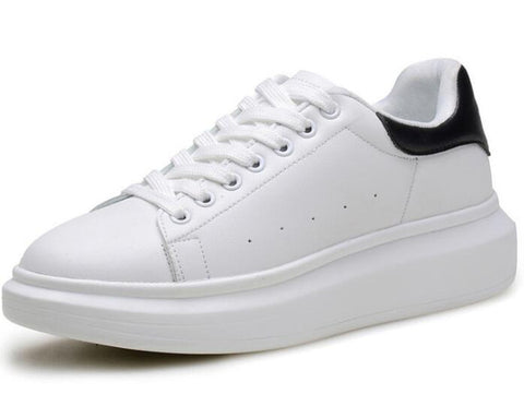 Oversized Alexander Fashion Sneakers Wit